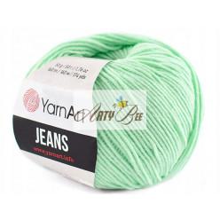 79 Mint YarnArt Jeans