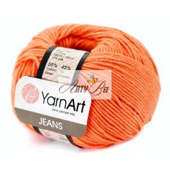 23 Orange YarnArt Jeans