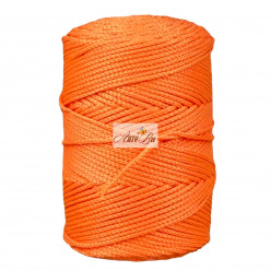 Orange 2mm Braided...
