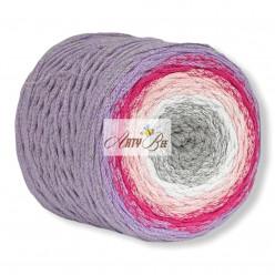 Ombre Cord/Yarn Cake Pattern 1