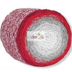 Ombre Cord/Yarn Cake Pattern 4