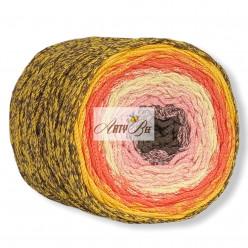 Ombre Cord/Yarn Cake Pattern 5