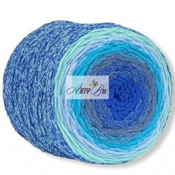 Ombre Cord/Yarn Cake Pattern 6