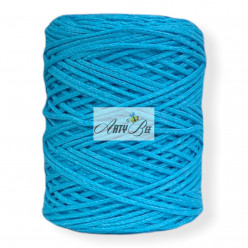 Turquoise 2mm Braided...