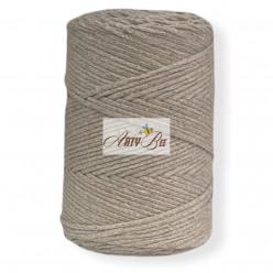 Linen 2mm Braided Cotton...