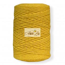 Mustard 2mm Braided Cotton...