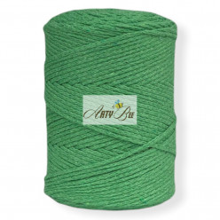 Green 2mm Braided Cotton...