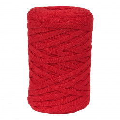 Red 6-7mm Chunky Ribbon...