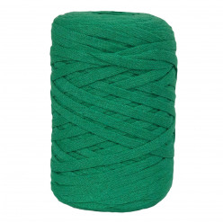 Green 6-7mm Chunky Ribbon...
