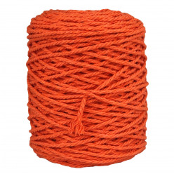 Orange 3PLY 4mm Twisted...