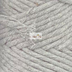 Grey 3.6-4mm Single Twisted...