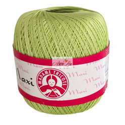 Lime Madame Tricote Cotton...