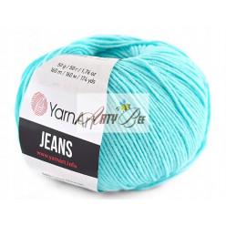 76 Wild Mint  YarnArt Jeans