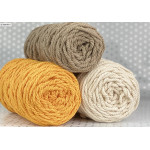 3PLY 4mm Twisted Cotton Cord