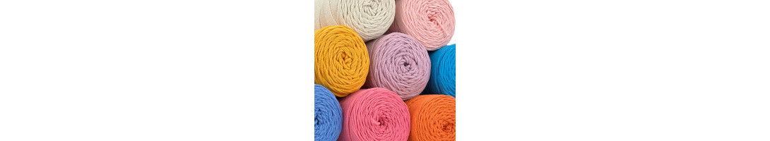 3mm Braided Cotton Cord