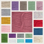 5mm Premium Single Twisted Cotton Cord Made in UK